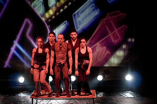 Entremillones: gratis en el Festival Santiago a Mil 1