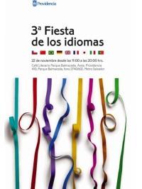 III Fiesta de los idiomas este sábado 1