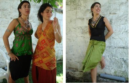 Andinomarino: linda ropa de India 2