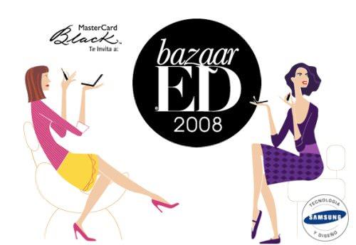 Hoy parte el Bazaar ED 2008 1