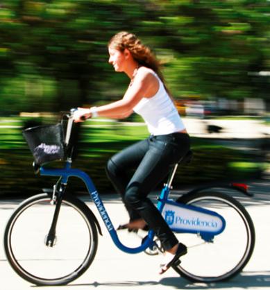 Bicicletas públicas en Providencia 1