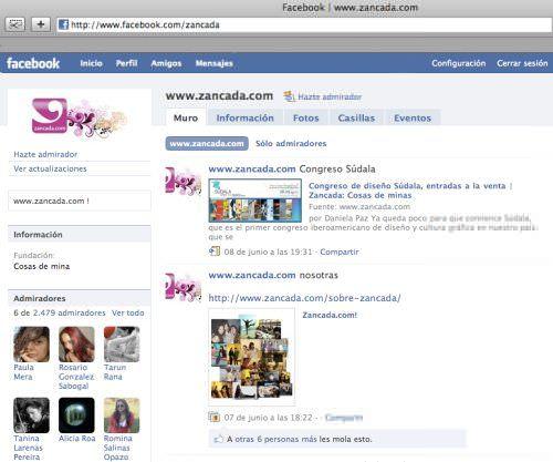facebookzancada