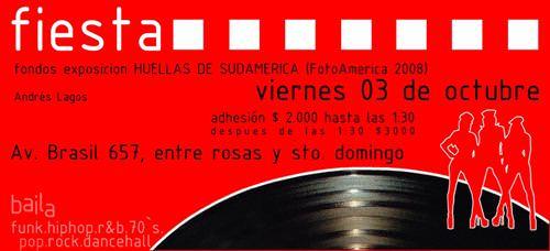 Fiesta 03 De Octubre