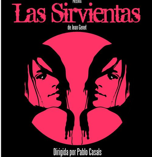 Flyer Las Sirvientas