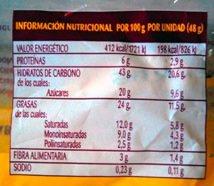 Info Nutricional