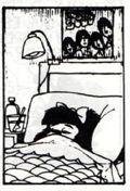 Mafalda Dormida