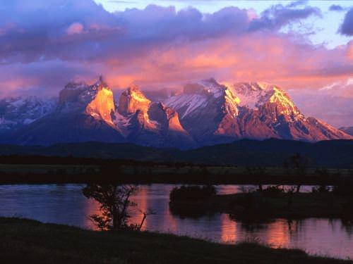 Torres-Del-Paine-Serrano-River-Chile