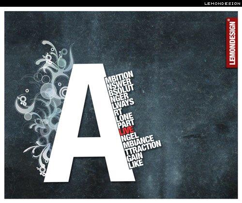 I love typography 4