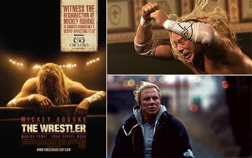 The Wrestler, el regreso de Mickey Rourke 1