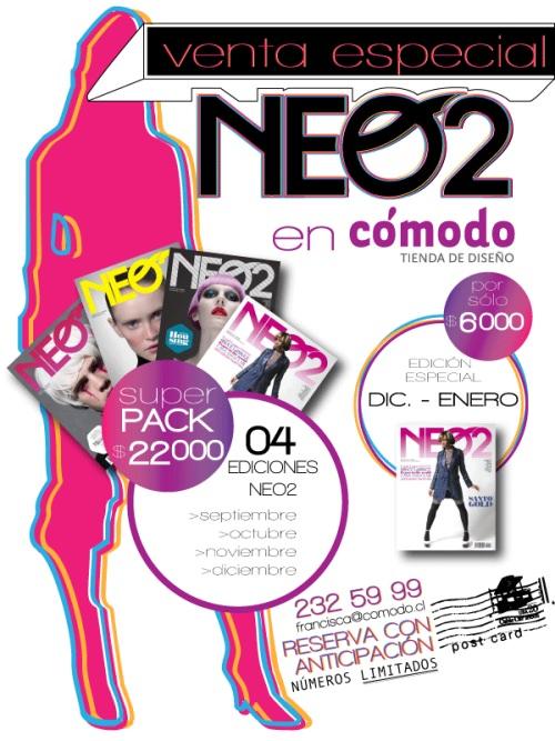 NEO2 en Chile 2