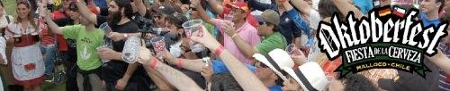 Fiesta de la cerveza en Malloco 1