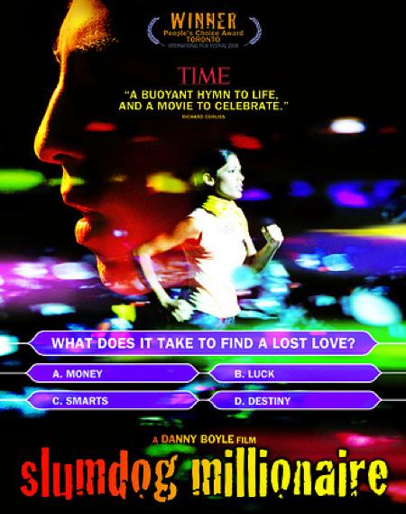 Slumdog Millionaire: merecidos premios 1