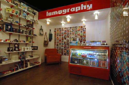 Nueva tienda Lomography en el Drugstore 1