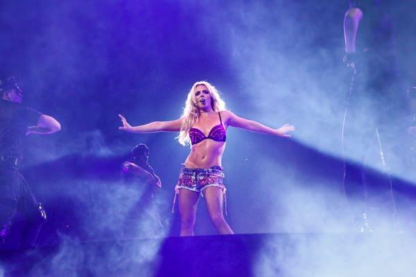 Britney en Chile el 22 de noviembre: entradas a la venta 1