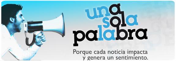 Web: Unasolapalabra.cl 3