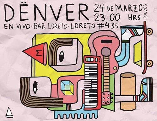 JUE/24/03 Dënver en Bar Loreto 1