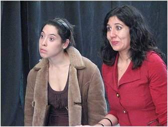 Teatro, 1994: Historia de la plaga 1