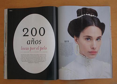 Revista Paula, edición Bicentenario 2