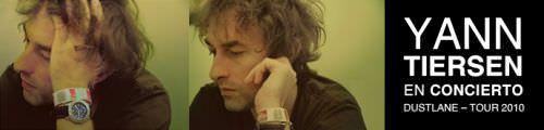 Yann Tiersen en Chile: confirmado el sábado 29 en Matucana 100 1