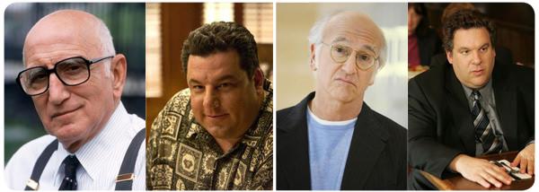 Las escenas: Curb Your Enthusiasm en The Sopranos 3