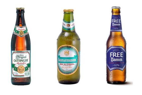 Las salvadoras cervezas sin alcohol 1