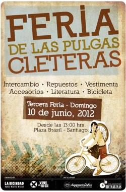 Mercado para bicis: Feria de las pulgas cleteras 1