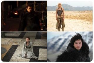Apuntes sobre el final de la segunda temporada de Game of Thrones 3