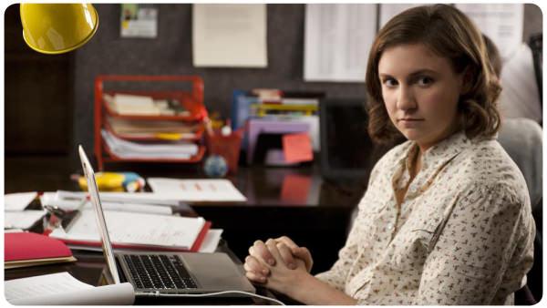 """Entrevista a Lena Dunham: """"Ojalá escribiera de cosas que nunca me vuelvan a pasar"""" 1"""
