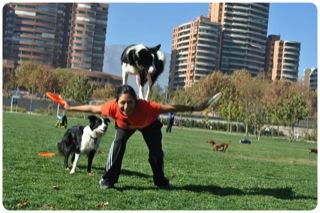 Invitada: Marcela Díaz Villaflor, entrenadora canina 1