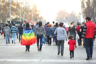 Algunas imágenes de la Marcha de la Igualdad 2012 13
