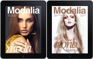 Modalia, la revista digital de moda hecha en Chile (+ sorteo de un iPad!) 1
