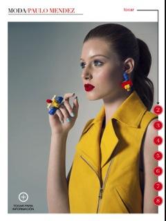 Modalia, la revista digital de moda hecha en Chile (+ sorteo de un iPad!) 3