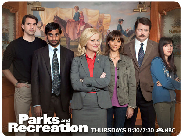 Parks and Recreation, absurda y divertida 1