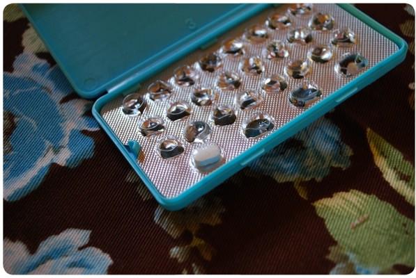 Sin pastillas y con condón 1