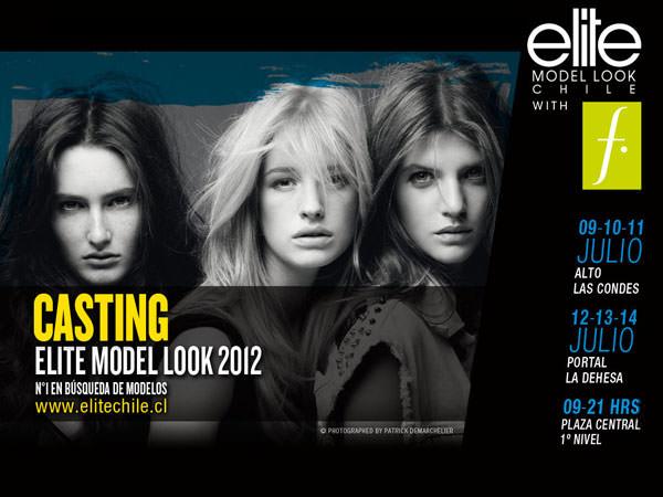 Casting Elite Model Chile 1