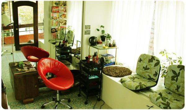 Manodegato: peluquería y discos en Providencia 1