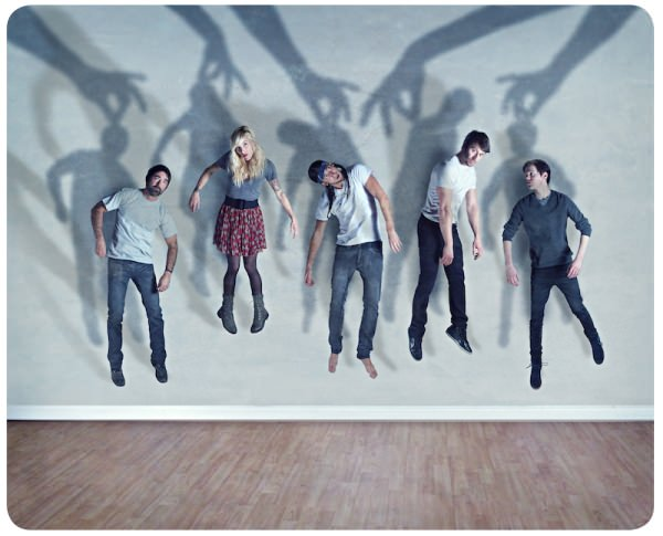 Walk off the Earth: 5 personas, 1 guitarra e infinita creatividad 1