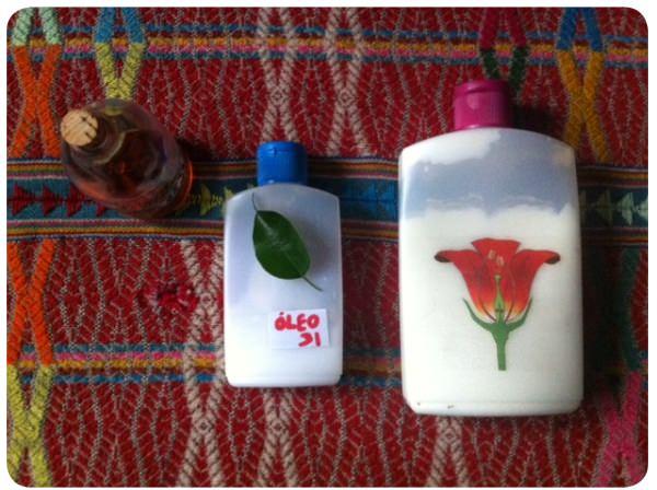 Cremas con olores hechas en casa 1