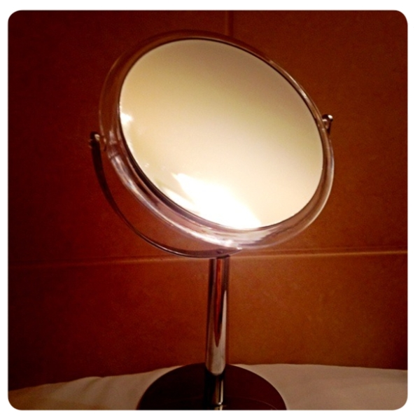 Objeto de deseo: espejo con aumento 3