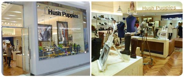 Conoce la nueva tienda Hush Puppies (+ descuento Zancada!) 1
