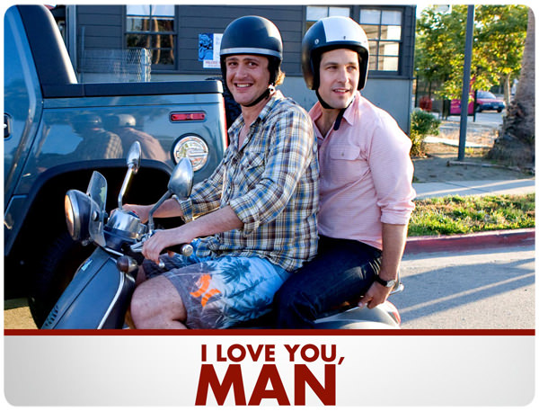 Película de domingo: I love you, man 1