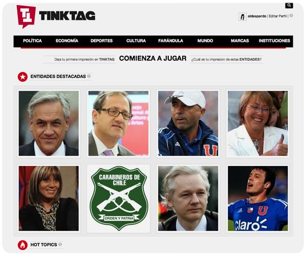 Tinktag: un juego de impresiones 9