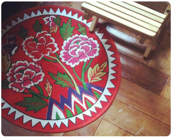 Objeto de deseo: alfombra 1