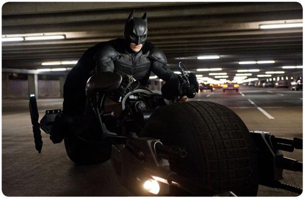 Finaliza la saga de Batman, The Dark Knight Rises 5