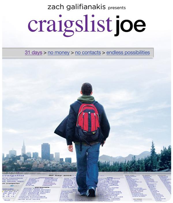 El documental Craiglist Joe 1
