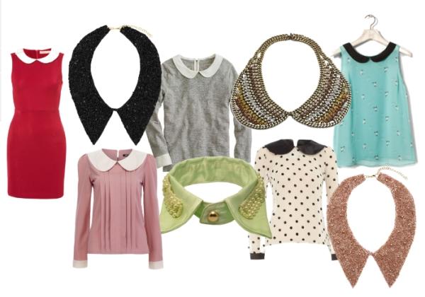 Moda: los cuellos 1