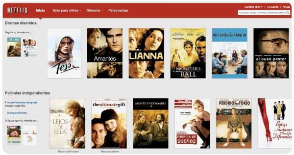 Netflix, mi nuevo tv cable 3