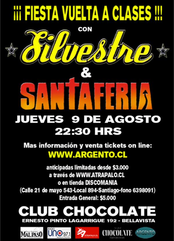 Silvestre y Santa Feria 1