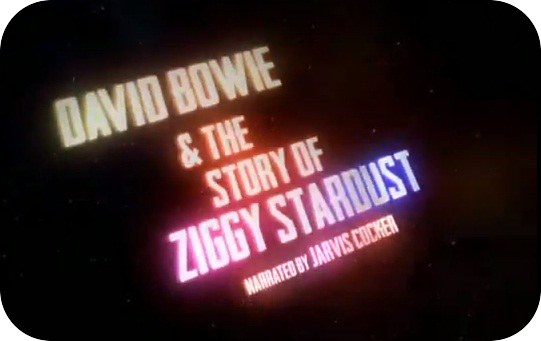 Joyitas de YouTube: David Bowie and the Story of Ziggy Stardust 1