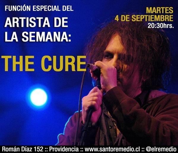 The Cure: artista de la semana 1